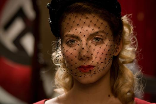 Melanie Laurent stars in INGLOURIOUS BASTERDS