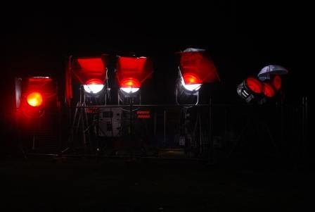 RED-Mole-lights-with-RED-Rosco-gel-lighting-Sydney-Harbor-Bridge-RED