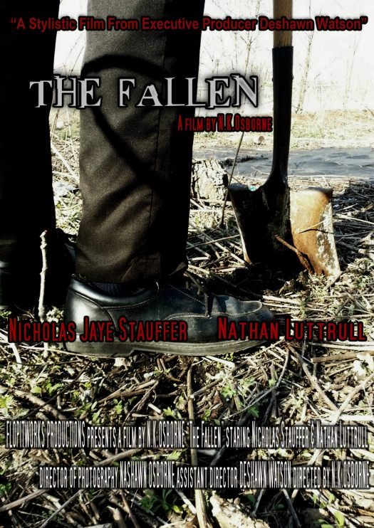 The fallen, here I took a picture for the post and used the template to quickly make this.