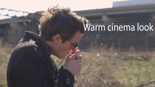 Warm cinema